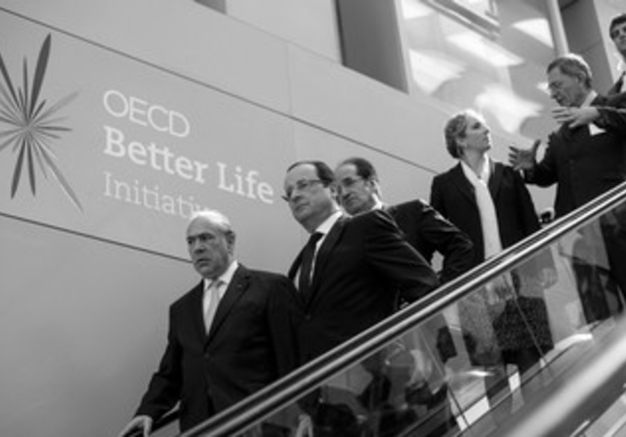 OECD meeting in Paris