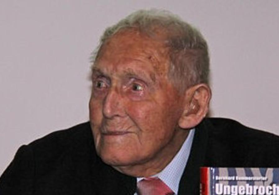 Leopold Engleitner, oldest known surviving concentration camp survivor dies at 107