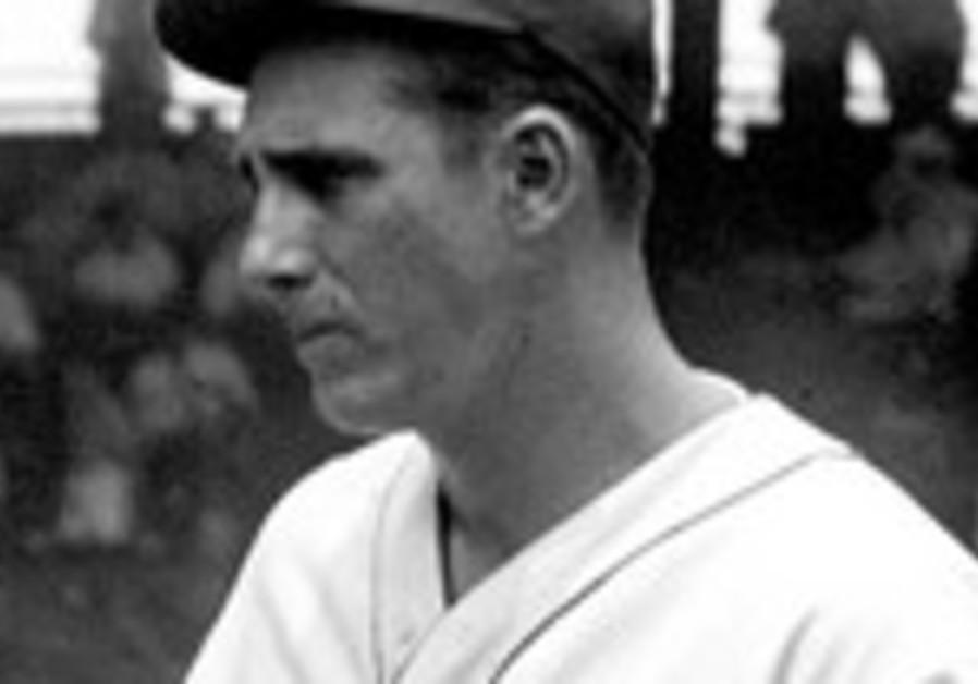 Baseball great Hank Greenberg
