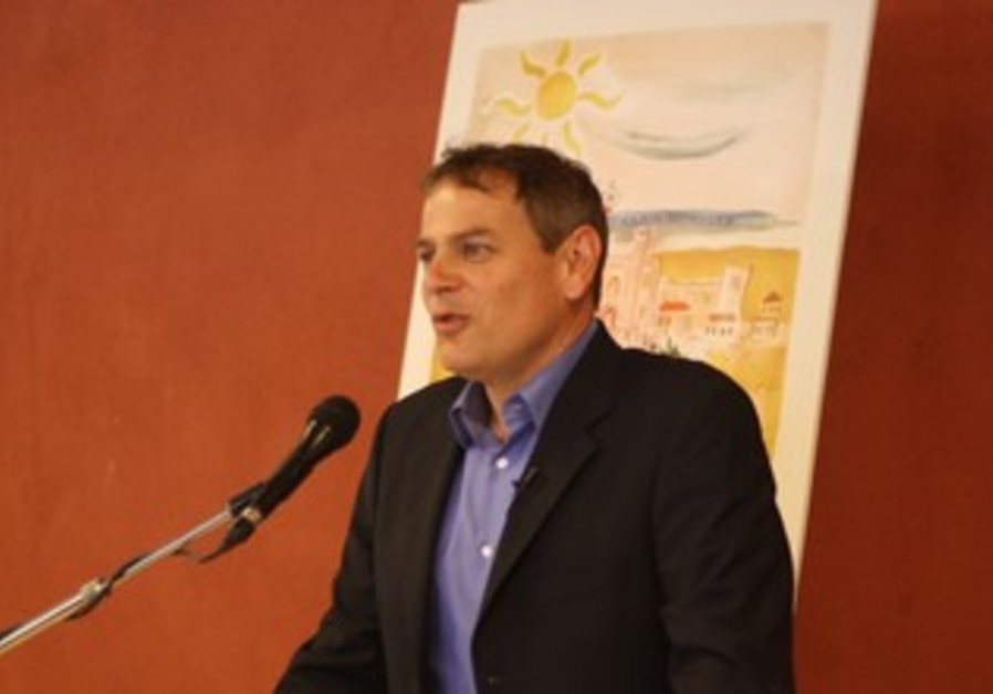 Nitzan Horowitz, May 6, 2013