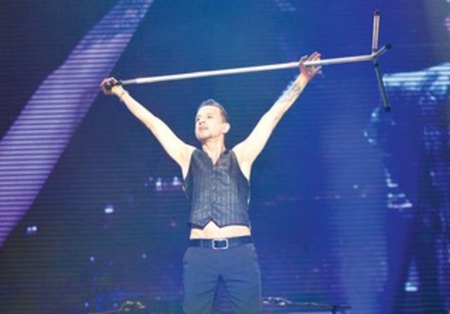 Depeche Mode in Tel Aviv