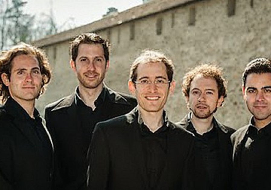 The Profeti della Quinta vocal ensemble