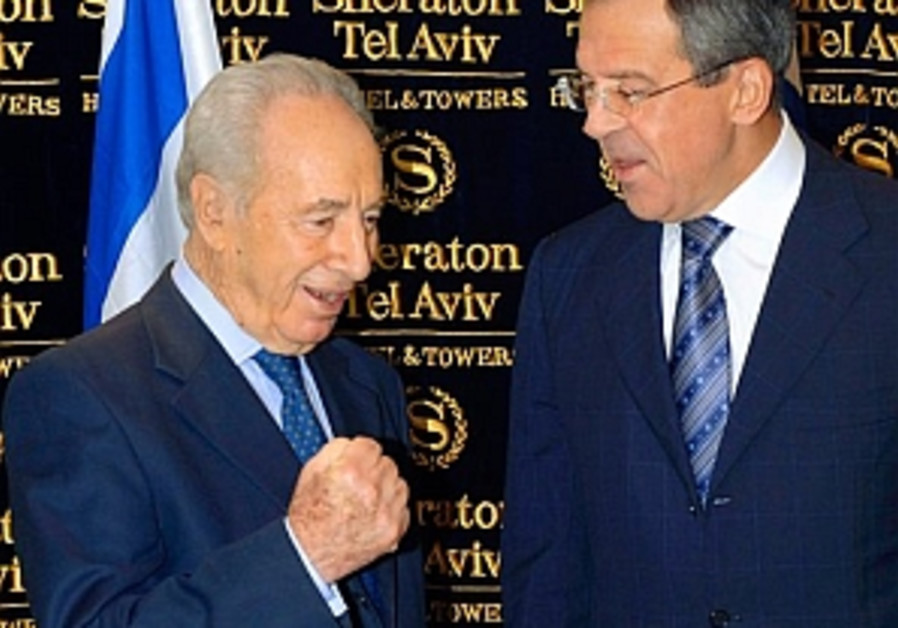peres and Lavrov 298 ap