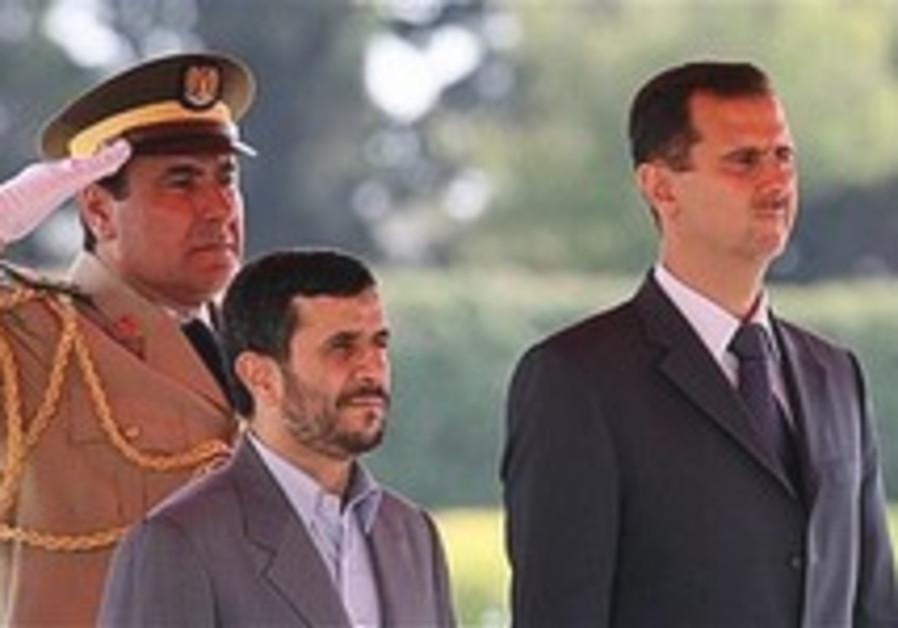 'Progress' denied in Syria negotiations