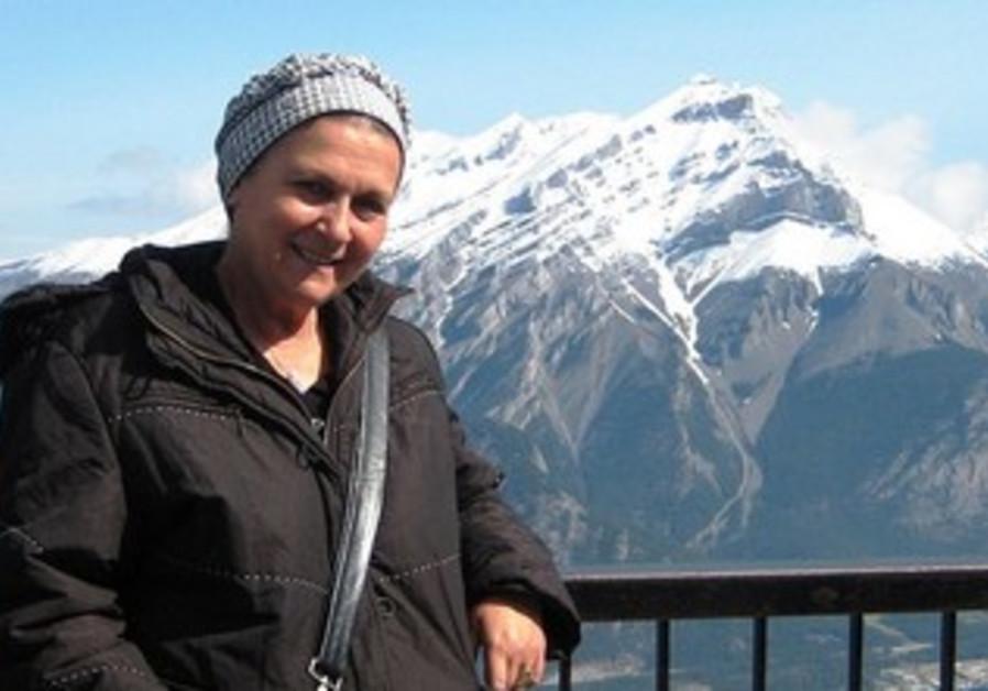 Former Kedumim mayor Daniella Weiss