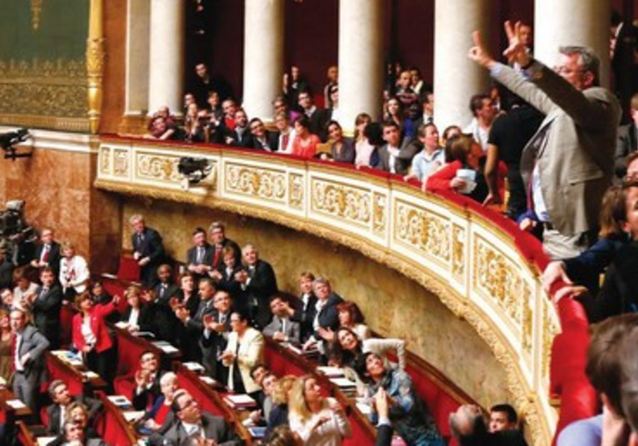 Qui aimeriez-vous voir représenter les Français d'Israël à l'Assemblée nationale ?