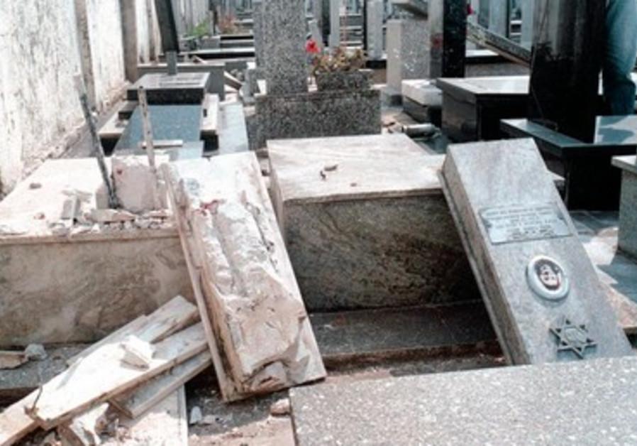 La communauté juive d'Argentine a essuyé nombre d'attaques antisémites ces dernières décennies.