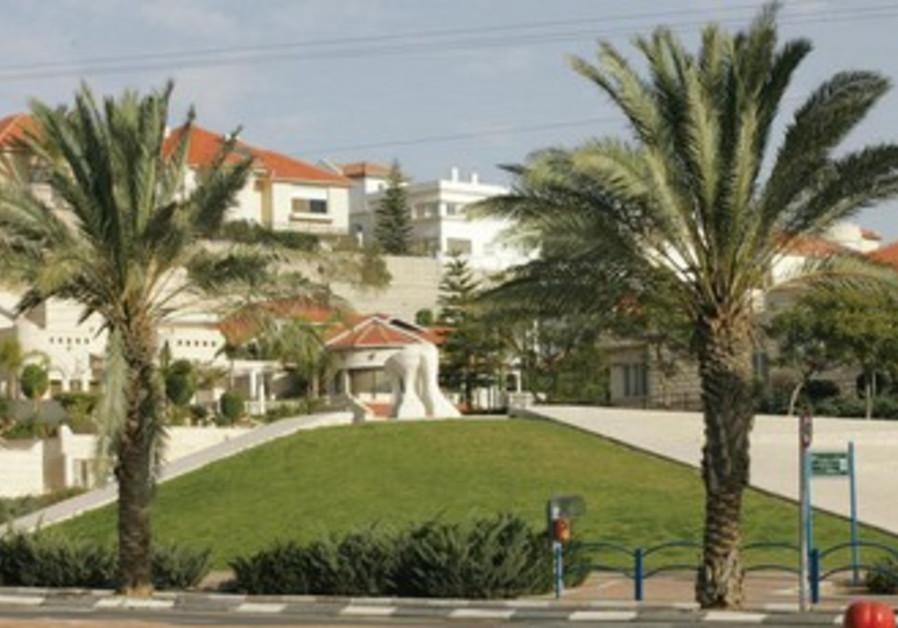 A Ramot, les prix sont plus élevés que dans les autres quartiers de Beersheva.
