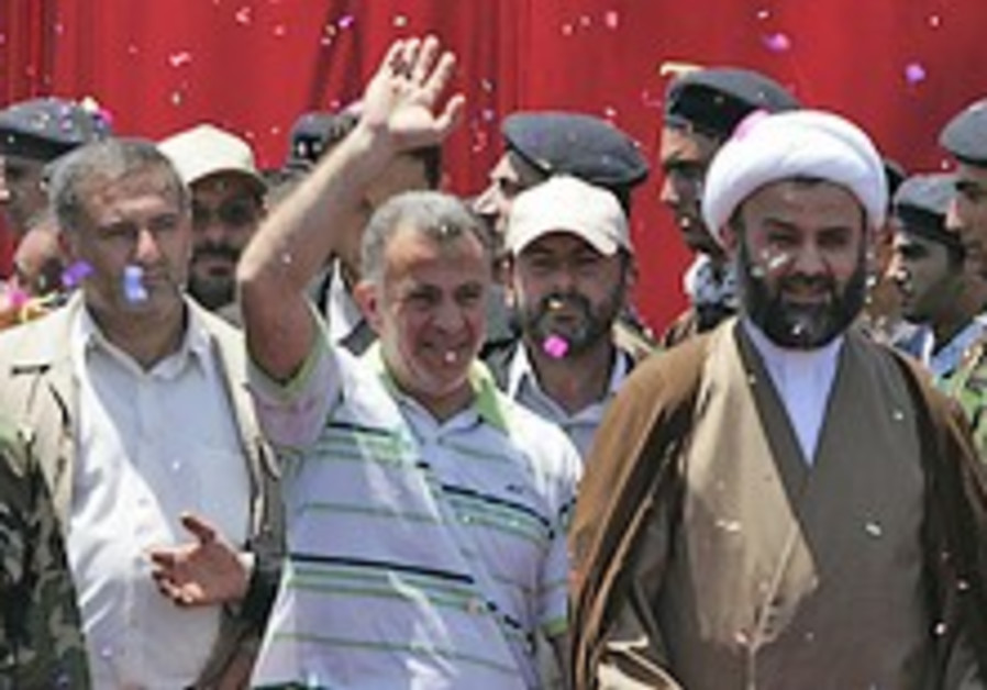 Hizbullah claims body parts part of deal