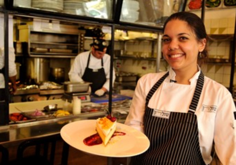 Pastry chef Lior Garbi