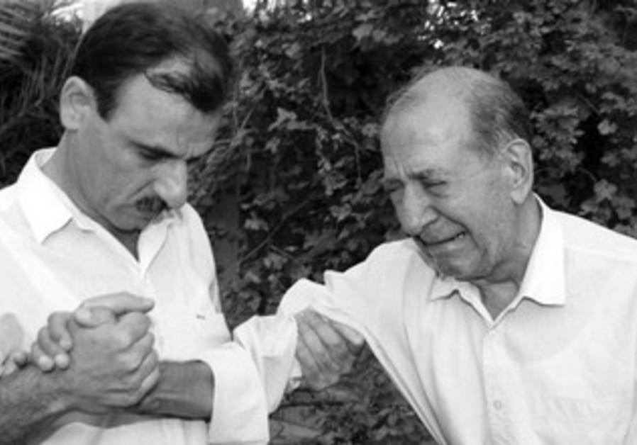 IBRAHIM YOUSSEF SHALEH, the leader of Iraq's Jewish community