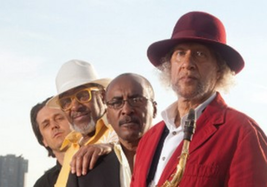 A TOP name in the lineup is Gary Bartz.