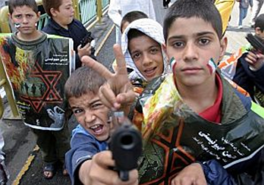 Israel welcomes UN's Iran condemnation