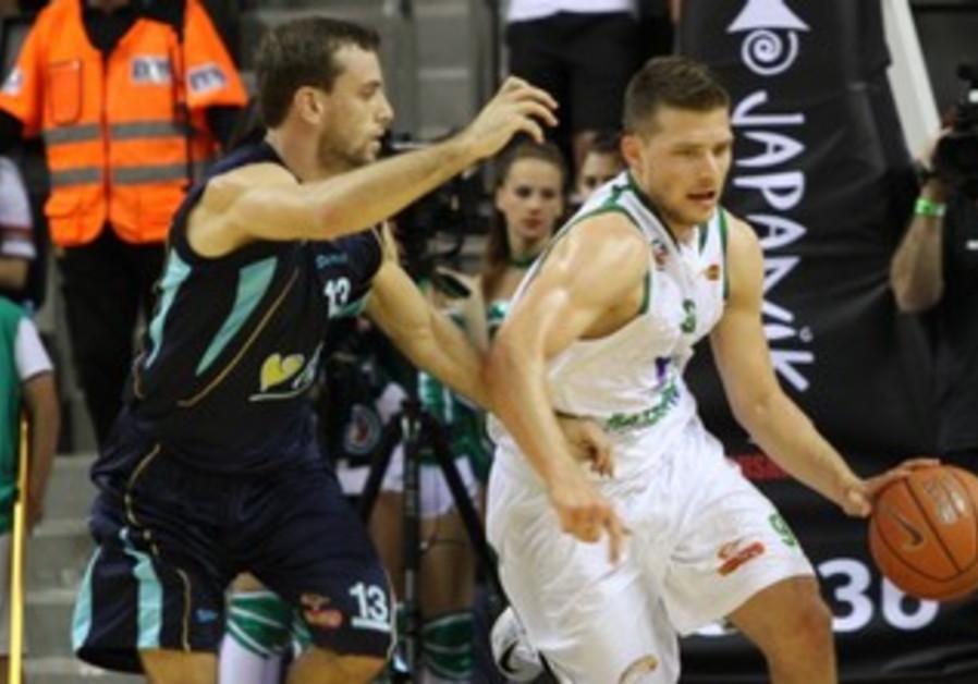 Gal Mekel of Maccabi Haifa.