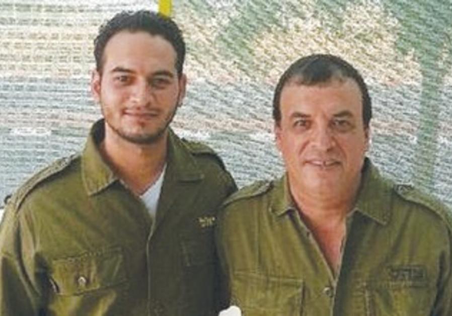 Moshe and Orel Edri
