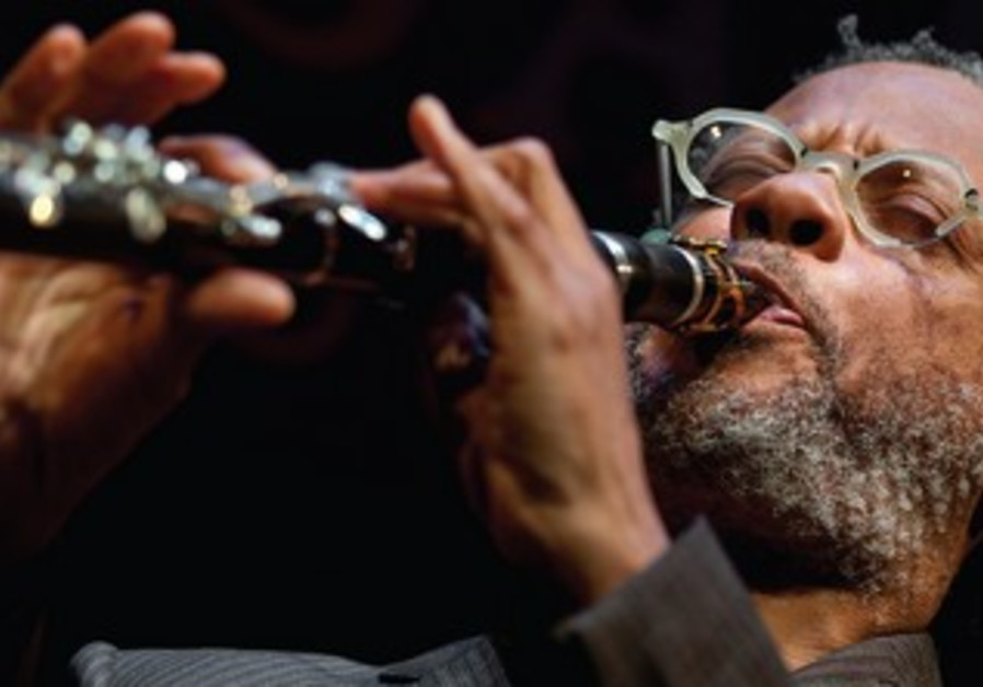 Jazz artist Don Byron