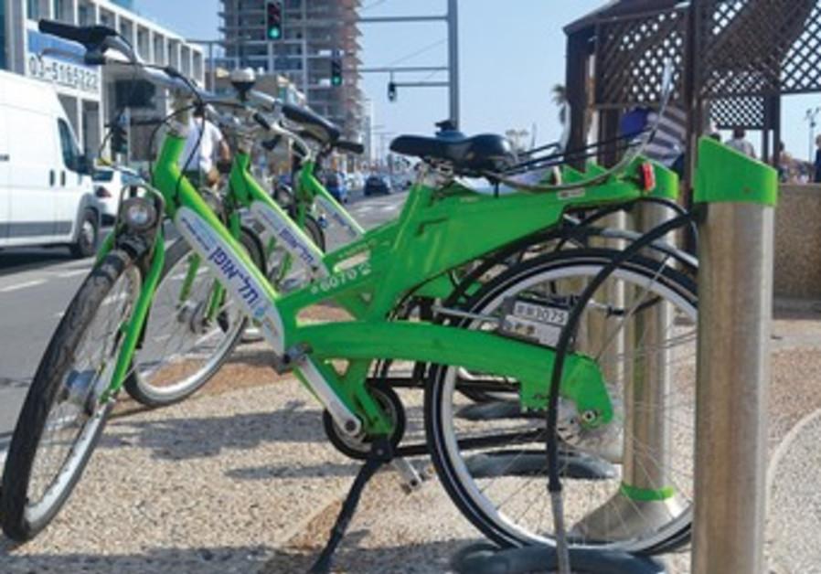 """Le projet de location de vélo """"Tel-O-Fun"""" a été un franc succès."""