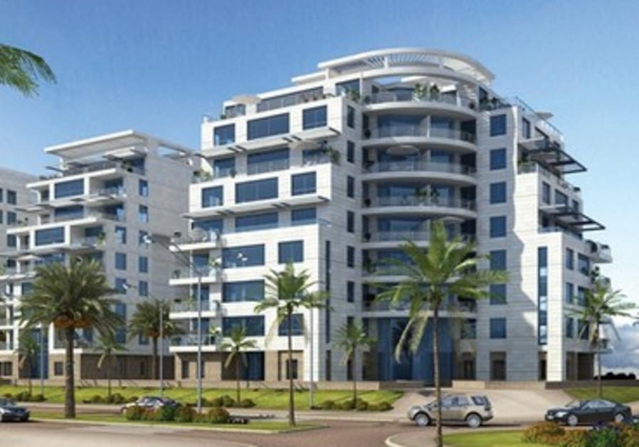 Hadera devient une alternative moins chère comparée aux localités voisines comme Binyamina.