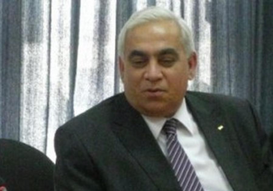 PA Minister of Planning Mohamed Abu Ramadan.