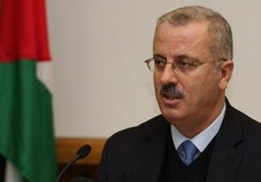 Prof. Rami Hamdallah, president of An-Najah National University.