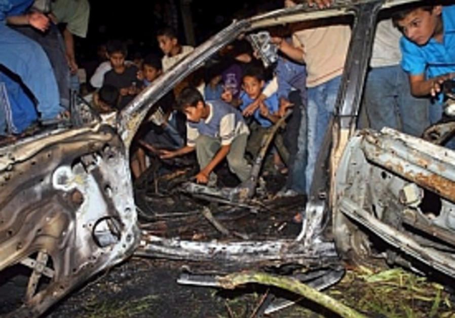 majid natat car blown up 298 88 ap