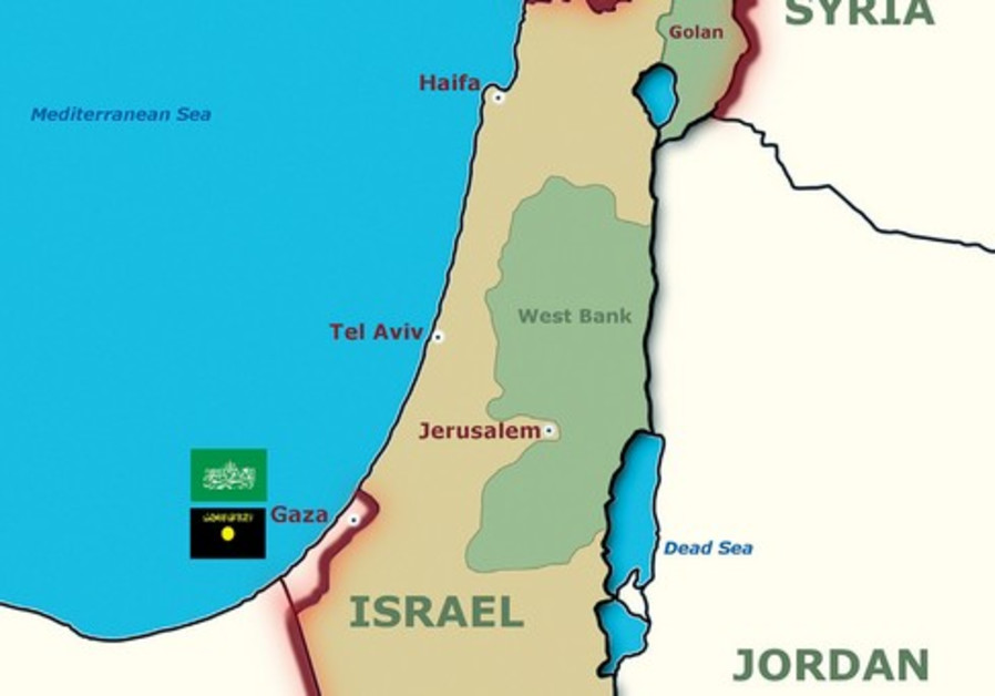 Israel's hot borders