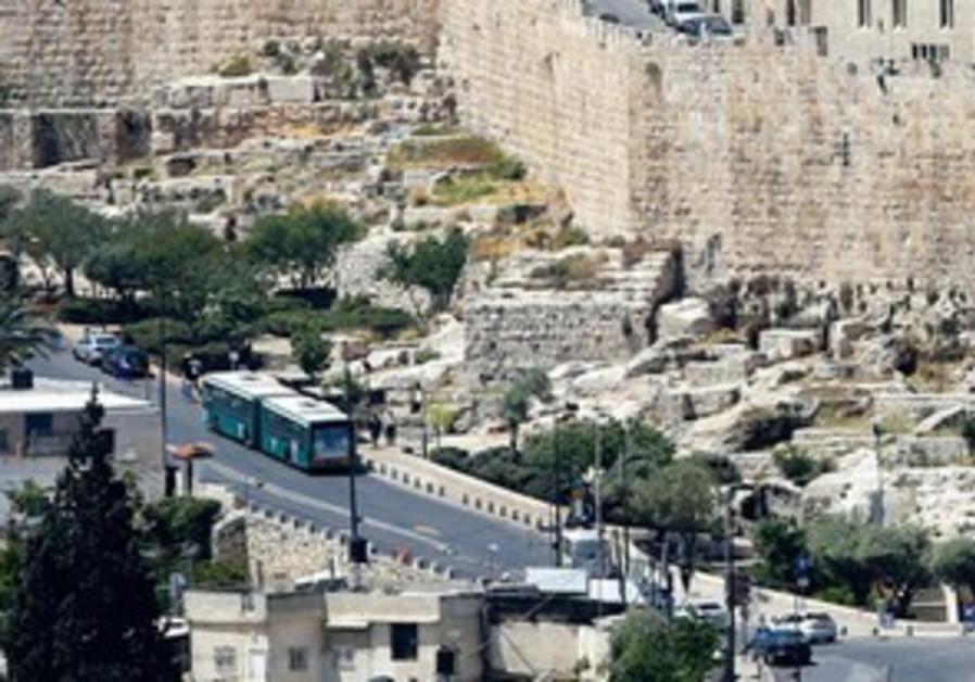 Il reste approximativement 500 résidences dans le quartier juif.