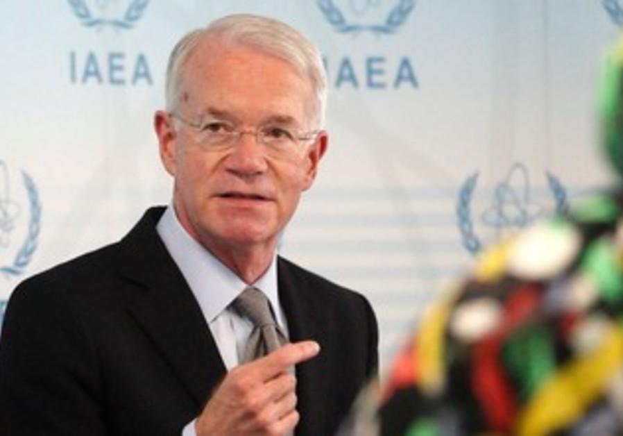 (IAEA) ambassador Joseph Macmanus