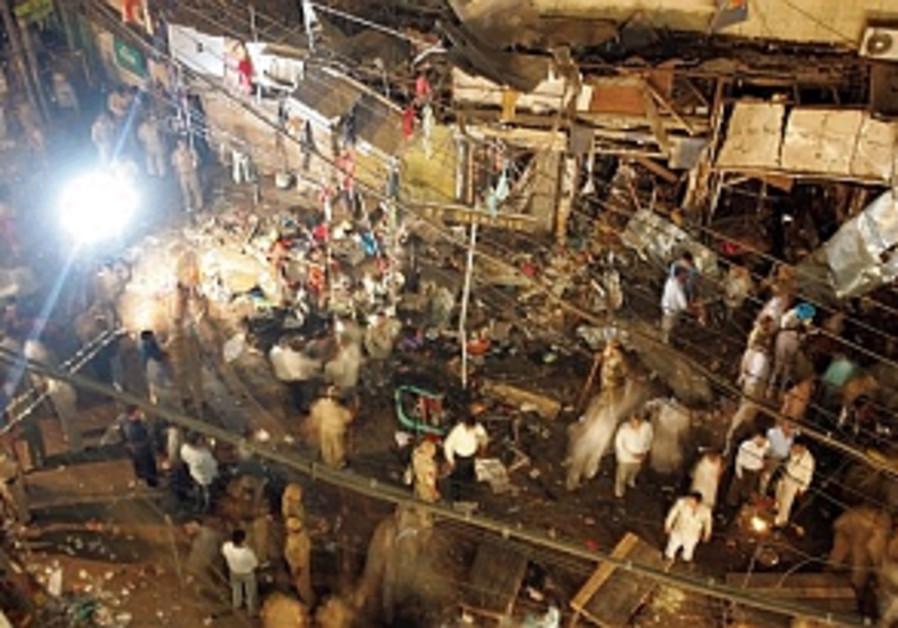 As many as 65 dead in New Delhi blasts