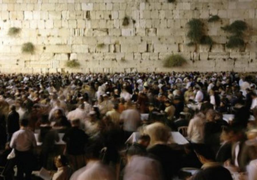 Le Kotel est-il une synagogue orthodoxe ?