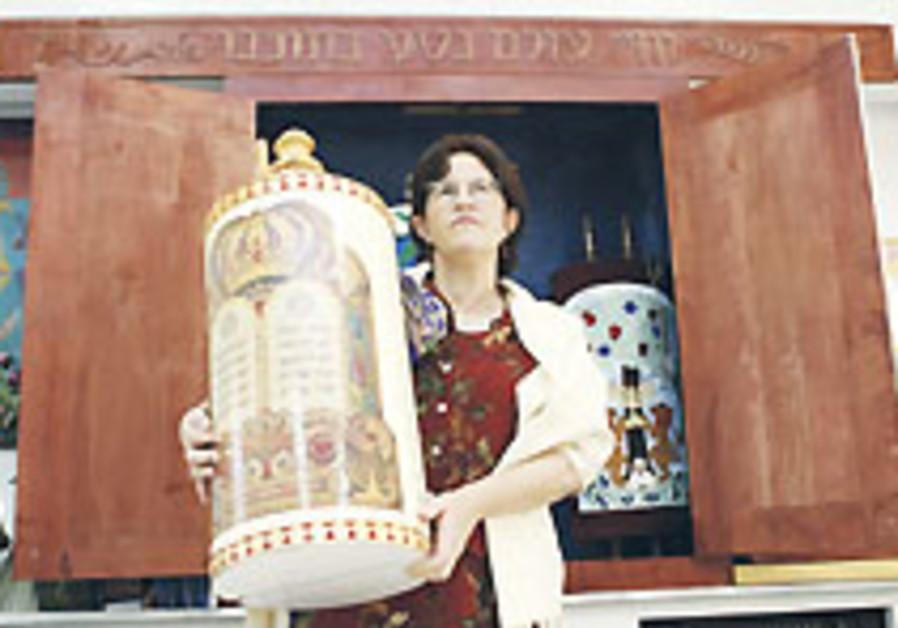 Women want female rabbinical head