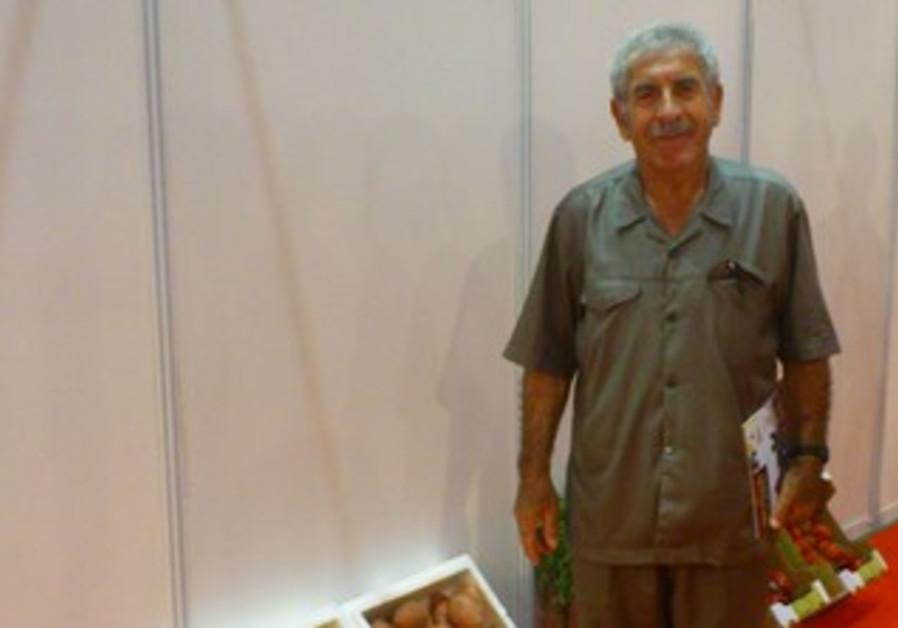 Ahmed Shafai Gazan farmer