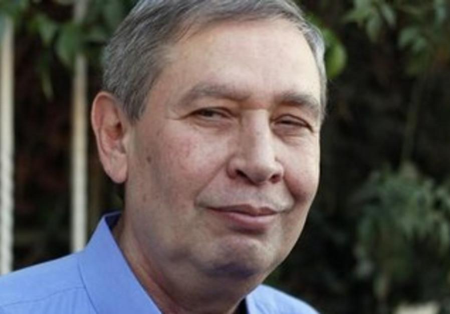 Mossad director Tamir Pardo.