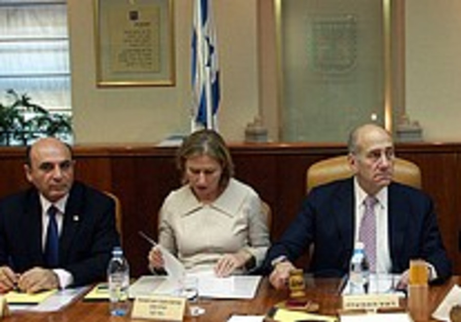 Security cabinet nixes Gaza op for now