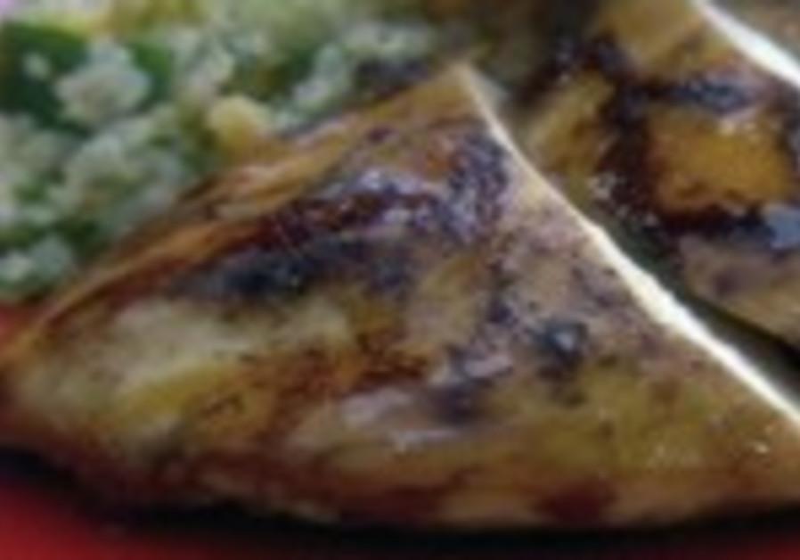 Drunken Grilled Chicken
