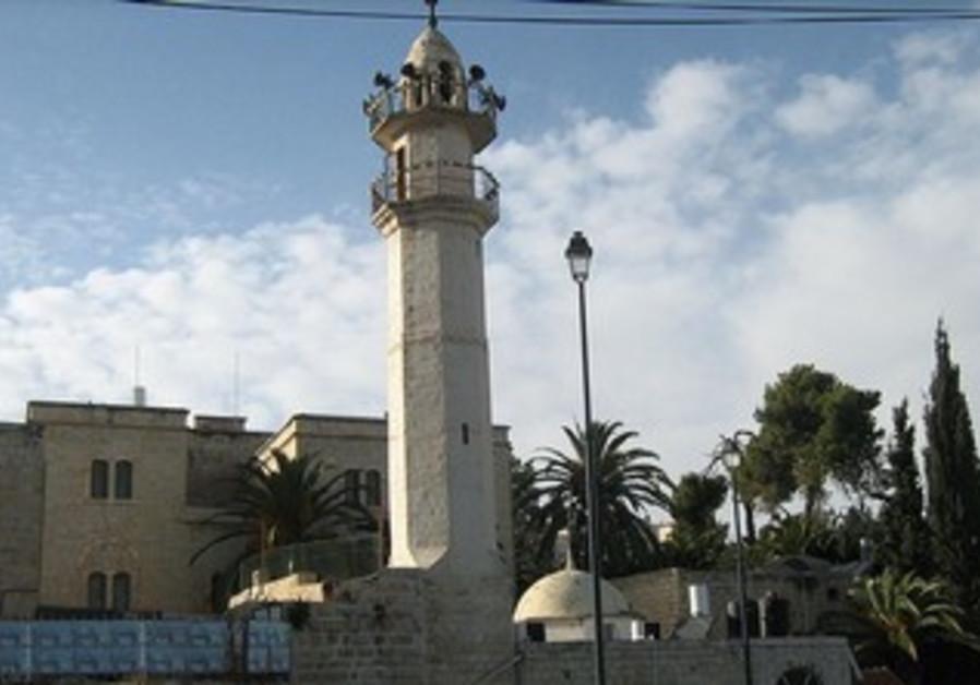 Mosque in Abu Ghosh