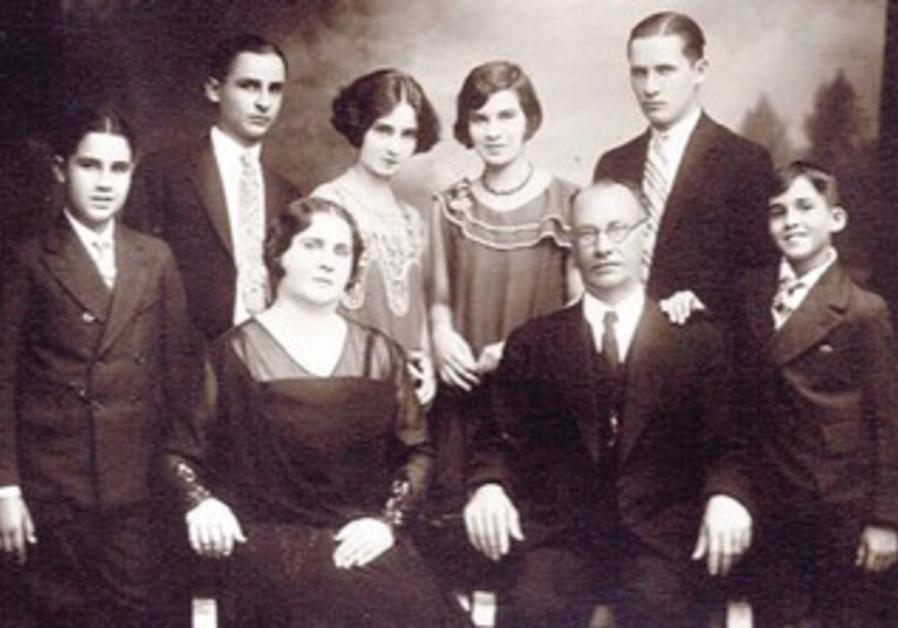 DOREEN CARVAJAL explores the Sephardi origins of her ancestors (above) in her book