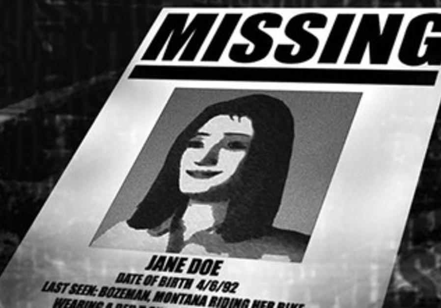 Jane Doe missing.