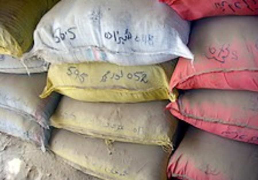 Afghans uncover 260 tons of hashish in drug bust