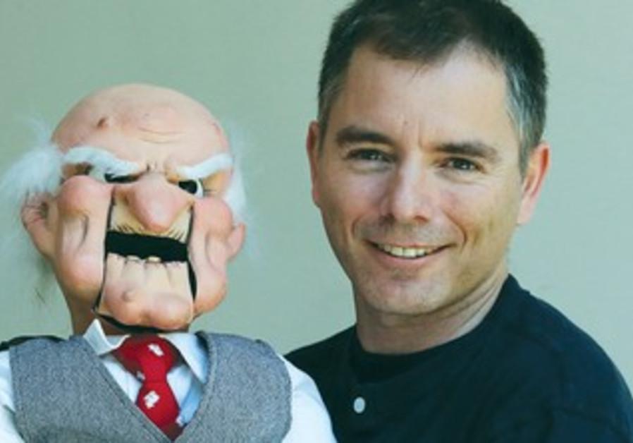 Yair Even Zohar ventriloquist.
