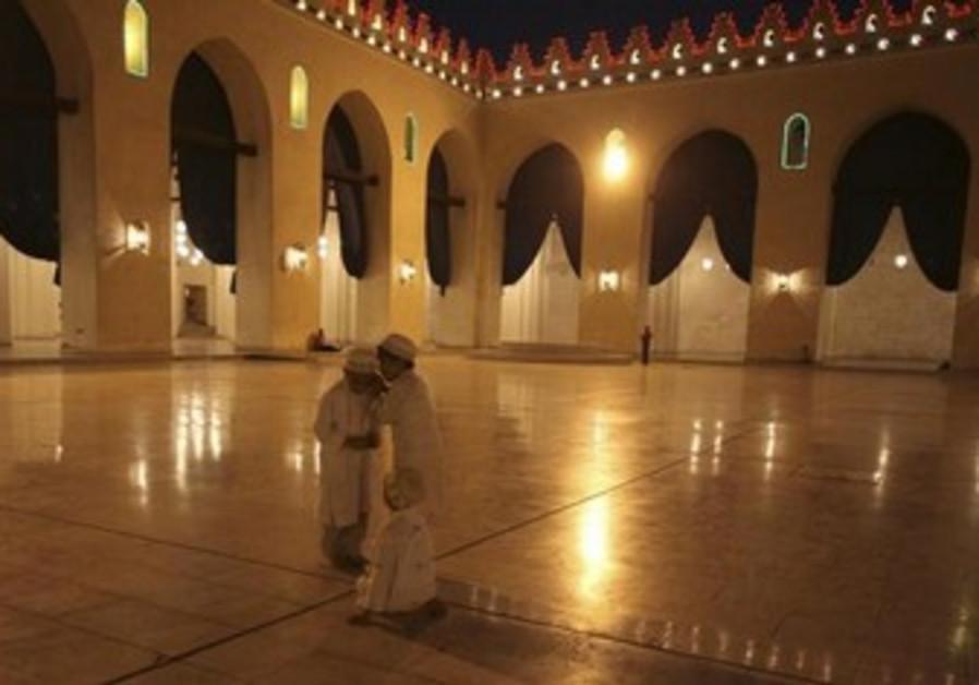 Al-Hakim Bi-amr Allah Shi'ite mosque in Cairo