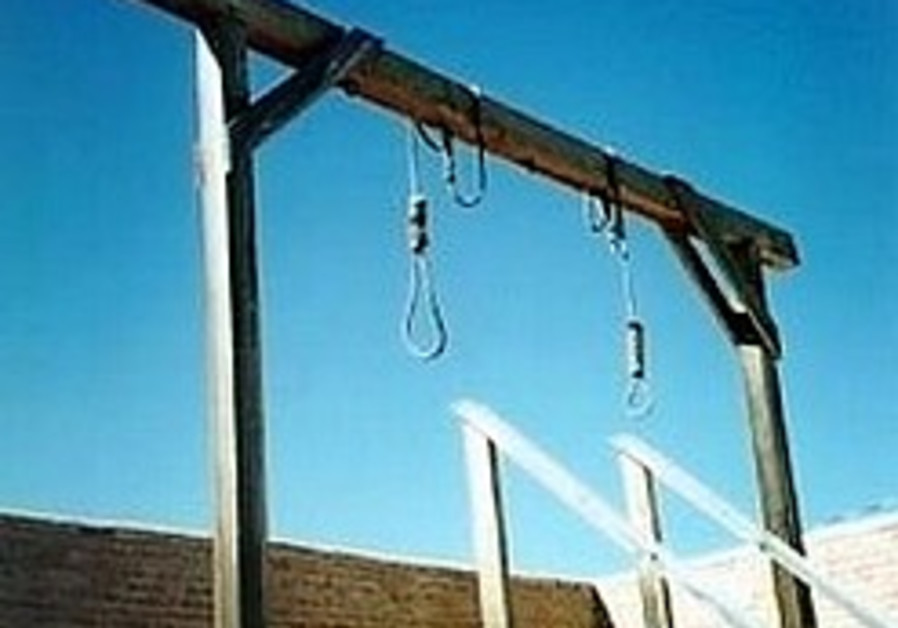 2 Iranian kids reprieved from execution
