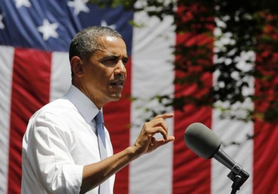 Obama speaks, June 25, 2013