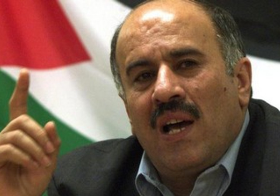 Fatah official Jibril Rajoub.