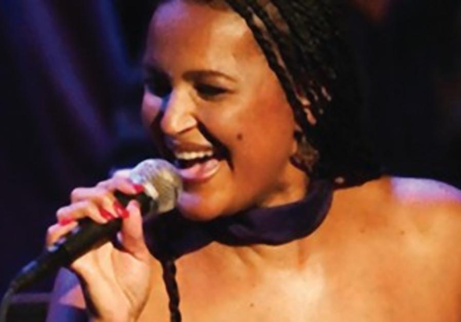 Senagalese singer Maria De Barros