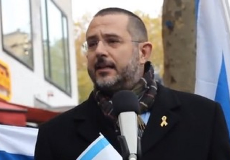 General-secretary of the Central Council of Jews in Germany Stephan Kramer.