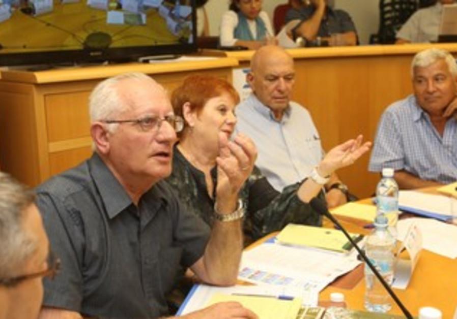 Israel Democracy Institute rountable
