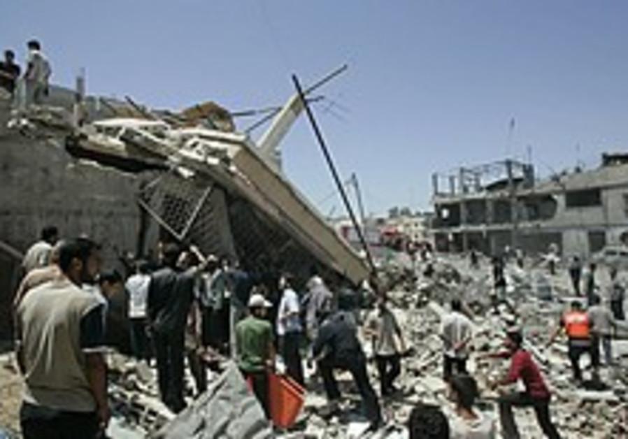 'Blast result of jihad op preparation'