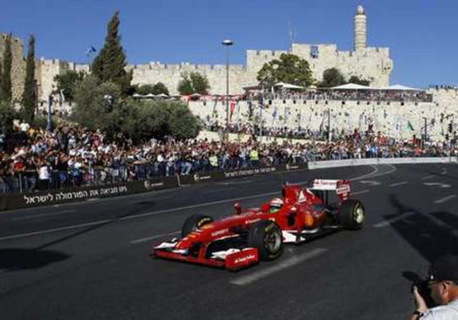 The first-ever two-day Jerusalem Formula Peace Road Show