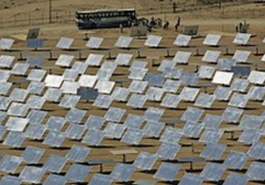 Meeting goal of 20% alternative energy by 2030 would bring $2.5b. in benefits and 5,500 jobs, Greenpeace says